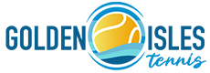 Golden Isles Tennis Logo